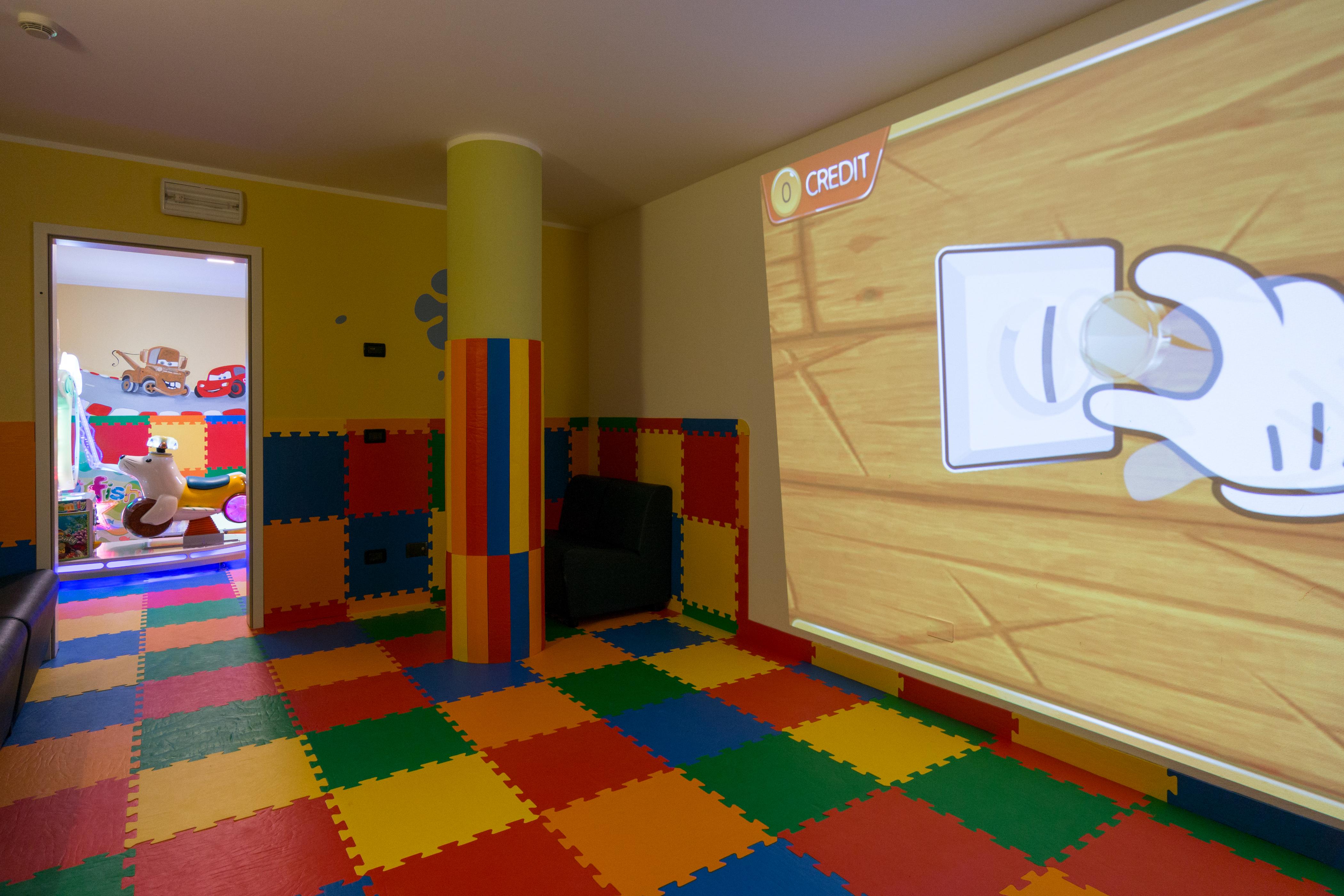 Sala Giochi Per Bambini : Divertimento per i nostri piccoli ospiti u2013 hotel abete bianco